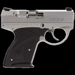 "Boberg Arms Corporation XR9-S Shorty 9mm 7+1 3.4"" Pistol in Aluminum Alloy (Platinum) - 1XR9SPLT1"