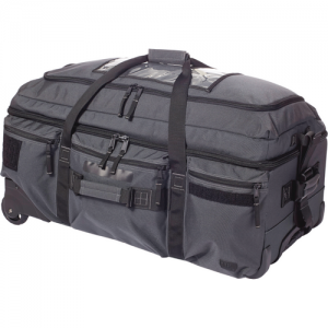 5.11 Tactical Mission Ready 2.0 Weatherproof Rolling Duffel Bag in Double Tap 1600D Nylon - 56960-026-1 SZ