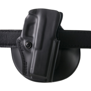 """Safariland Model 5198 Right-Hand Paddle Holster for Smith & Wesson M&P in Black (5"""") - 5198819411"""