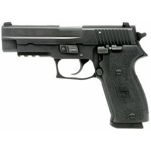 "Pre-Owned Sig Sauer P220 Full Size .45 ACP 8+1 4.4"" Pistol in Black Nitron (4 Point Safety) - UD22045B1"