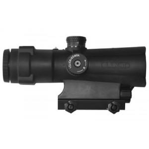 LUCID LLC P7 4x30 Riflescope in Matte Black (P7 MOA) - L-4XP7