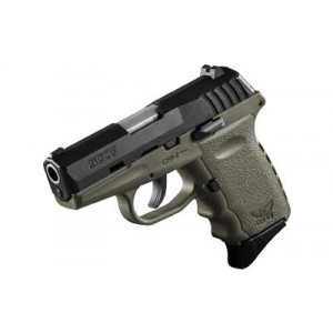 """SCCY CPX-2 9mm 10+1 3.1"""" Pistol in Black/Flat Dark Earth (Carbon) - CPX2CBDE"""