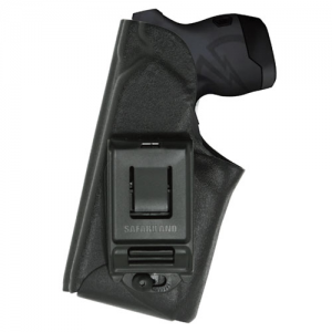 5122 EDW Open Top Duty Holster with Belt Clip Finish: STX Hi Gloss Color: Black Hand: Left Gun Fit: Taser X2 - 5122-264-492