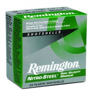 "Remington Nitro Steel Shotshells .10 Gauge (3.5"") BB Shot Steel (250-Rounds) - NS10MB"