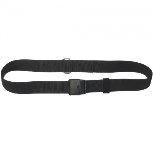 Restraining Belt Black Ballistic Nylon