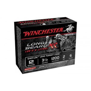 "Winchester Long Beard XR .12 Gauge (3.5"") 6 Shot (10-Rounds) - STLB12L6"