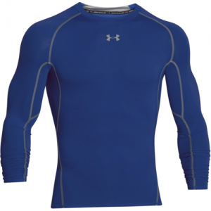 Under Armour HeatGear Men's Undershirt in Royal - Small