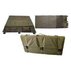 "Us Peacekeeper Tsm Shooting Mat, 36""x72"", Od Green P20300"