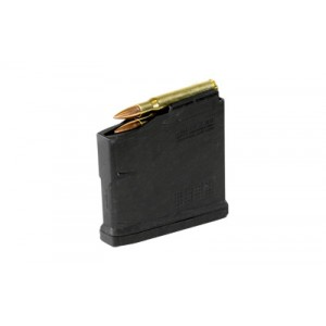Magpul Industries Magazine, Pmag, Magnum Long Action Calibers, Fits Hunter 700l Stock, Aics Long Action, Black Mag698blk