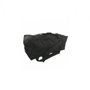 5ive Star Gear GI Spec 4-Strap Waterproof Duffel Bag in Black 1200D Polyester - 6266000