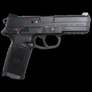 "FN Herstal FNX-45 .45 ACP 15+1 4"" Pistol in Black (Manual Safety) - 66960"