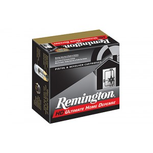 Remington Compact .38 Special Brass Jacket Hollow Point, 125 Grain (20 Rounds) - CHD38SBN
