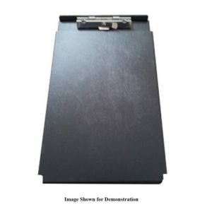 Clipboard Box/A Frame Holder Color: Powdercoat Black