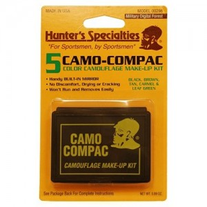 Hunters Specialties 5 Color Compact Make Up Kit 00298