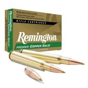 Remington .270 Winchester Copper Solid Tipped, 130 Grain (20 Rounds) - PCS270WA