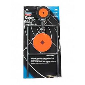 Birchwood Casey World Of Targets Super Double Mag Spinner Target,super Double Mag, Up To .44 Mag 46344