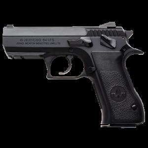 """IWI Jericho .45 ACP 10+1 3.8"""" Pistol in Black Steel (FS45) - J941FS45"""