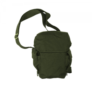 Deluxe Drop Leg Gas Mask Carrier Color: OD Green