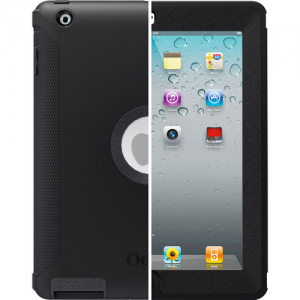 OtterBox Defender Series for Apple iPAD 3 Defender-Black