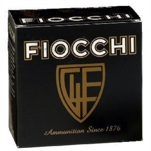 """Fiocchi Ammunition Target .12 Gauge (2.75"""") 8 Shot Lead (250-Rounds) - 12SD78H8"""