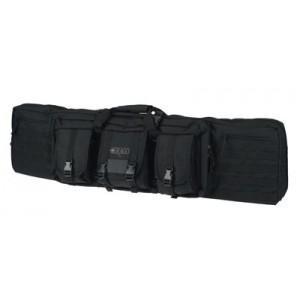 """Drago Black Tactical Gun Case 46"""" 600 Denier Polyester 12304BL"""