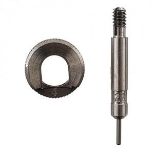 Lee 303 British Case Length Gauge/Shell Holder 90144