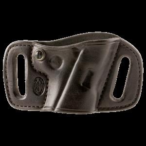 """El Paso Saddlery HSP938RB High Slide Sig P938 3"""" Barrel Leather Black - HSP938RB"""