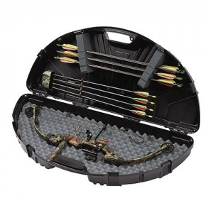 "Plano Special Edition Black Single Bow Case 44"" 10630"