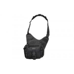 5.11 Tactical Push Pack Waterproof Sling Backpack in Black - 56037