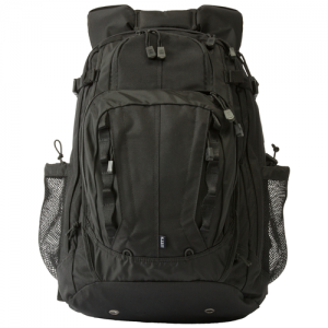 5.11 Tactical COVRT 18 Waterproof Backpack in Black 500D - 56961-019-1 SZ