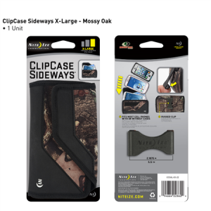 Clip Case Sideways Extra Large Mossy Oak