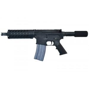 "I. O. Inc. M215 Micro QR-7 .223 Remington/5.56 NATO 30+1 7"" Pistol in Black - IODM15P7QR"