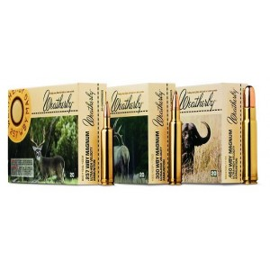 Weatherby Norma .257 Weatherby Magnum Spitzer, 100 Grain (20 Rounds) - G257100SR