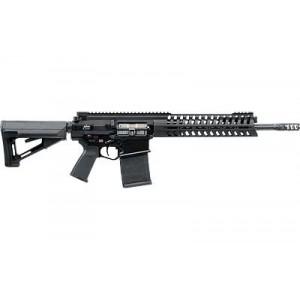 """Patriot Ordnance Factory P308 .308 Winchester/7.62 NATO 20-Round 16"""" Semi-Automatic Rifle in Black - 600"""