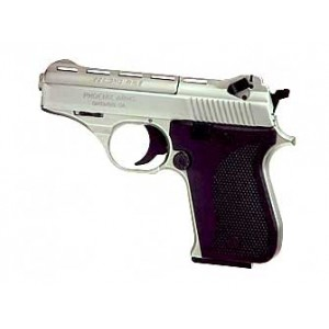 "Phoenix HP22A .22 Long Rifle 10+1 3"" Pistol in Nickel - 22ANB"