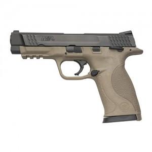 "Smith & Wesson M&P Full Size .45 ACP 10+1 4.5"" Pistol in Black Slide/Dark Earth Frame - 109156"