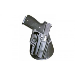 Fobus USA Roto Roto Paddle Right-Hand Paddle Holster for Sub-Compact Autos in Black - C21BRP