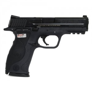 """Smith & Wesson M&P Full Size 9mm 17+1 4.25"""" Pistol in Black - 220070"""