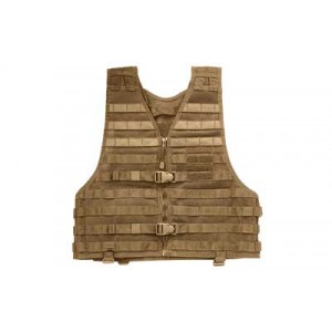 5.11 Tactical Tactical Vest in Flat Dark Earth - Regular