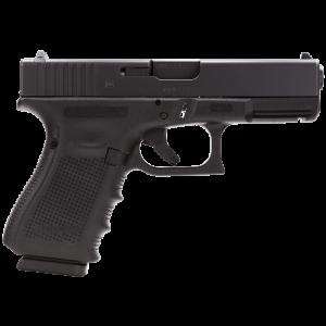 """Glock 19 9mm 10+1 4.02"""" Pistol in Polymer (Gen 4) - PG1950201"""