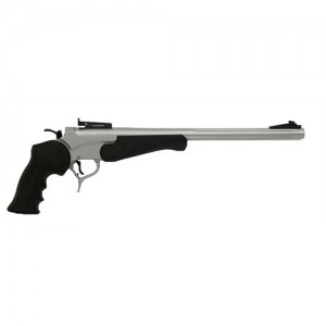 "Thompson Center Pro Hunter .204 Ruger 1+1 15"" Pistol in Stainless - 5713"