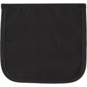 Blank Back Id Panel for 5.11 Jackets, Black