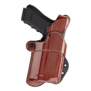 267 Nightguard Paddle Holster Color: Tan Gun: Glock 20 with Streamlight M3 Hand: Right - H267TPRU-G20 M3
