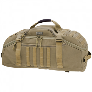 Maxpedition Doppelduffel Waterproof Adventure Bag in Khaki 1000D Nylon - 0608K