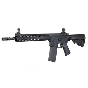 """LWRC IC-SPR .223 Remington/5.56 NATO 30-Round 16.10"""" Semi-Automatic Rifle in Matte Black - ICR5B16SPR"""
