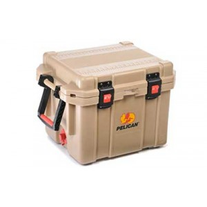 Pelican Progear 35q-mc Elite Cooler, Holds 40.7 Us Quarts, Tan 32-35q-oc-tan