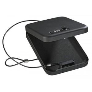 Stackon Portable Case Gun Safe Black PC95K