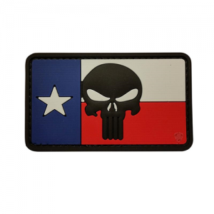 5ive Star - Morale Patch Option: Texas Flag - Punisher