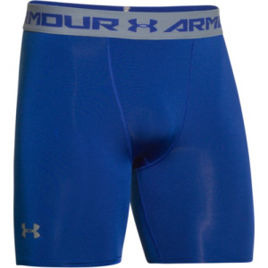 Under Armour Armour Heatgear Men's Underwear in Royal/Steel - Medium