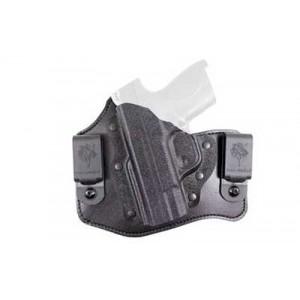 "Desantis Gunhide 105 Intruder Right-Hand Belt Holster for Kimber Solo in Black Kydex (2.7"") - 105KAX3Z0"